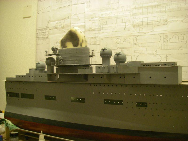 Flugzeugträger Graf Zeppelin 1:100 - Seite 19 Imgp5660