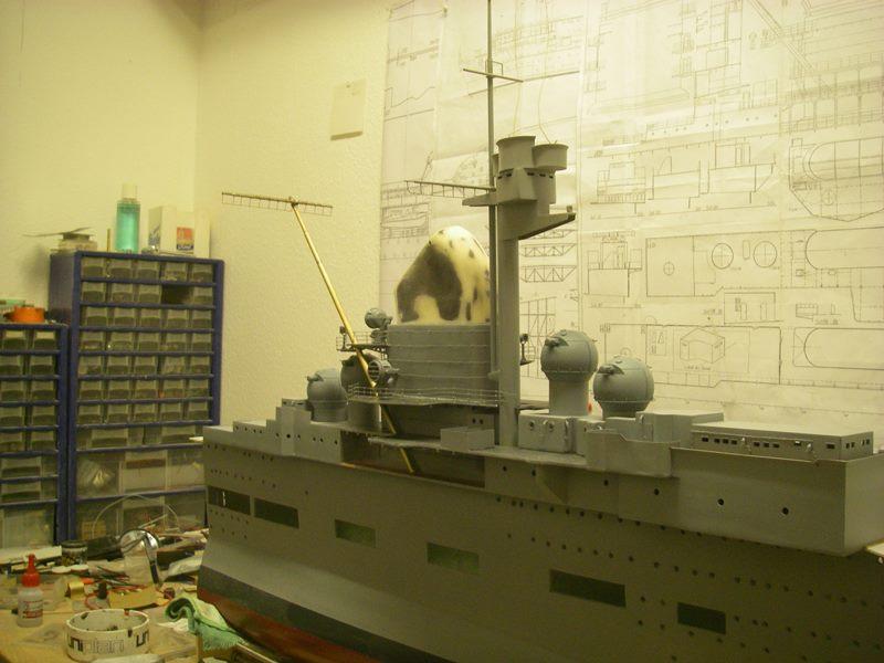 Flugzeugträger Graf Zeppelin 1:100 - Seite 19 Imgp5661