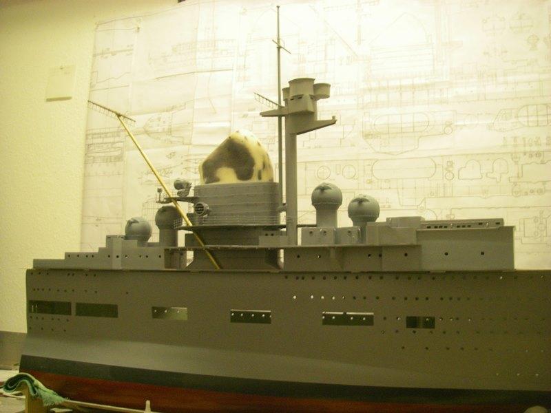 Flugzeugträger Graf Zeppelin 1:100 - Seite 19 Imgp5662