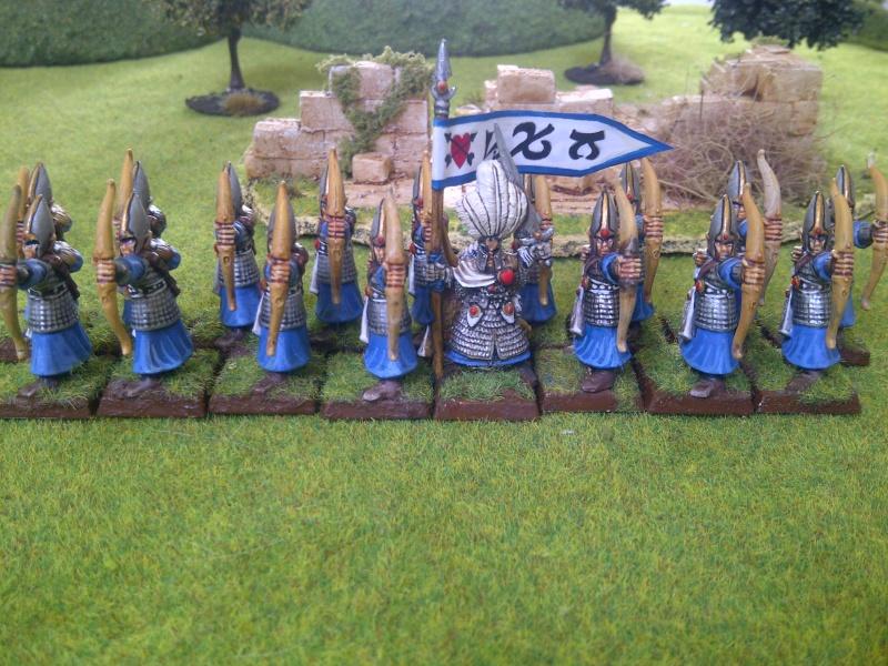 Haut elfes Warhammer Archer10