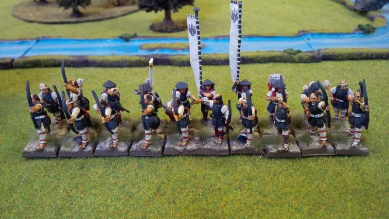 armée du clan MOGAMI Archer14
