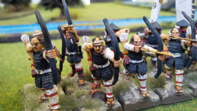 armée du clan MOGAMI Archer15