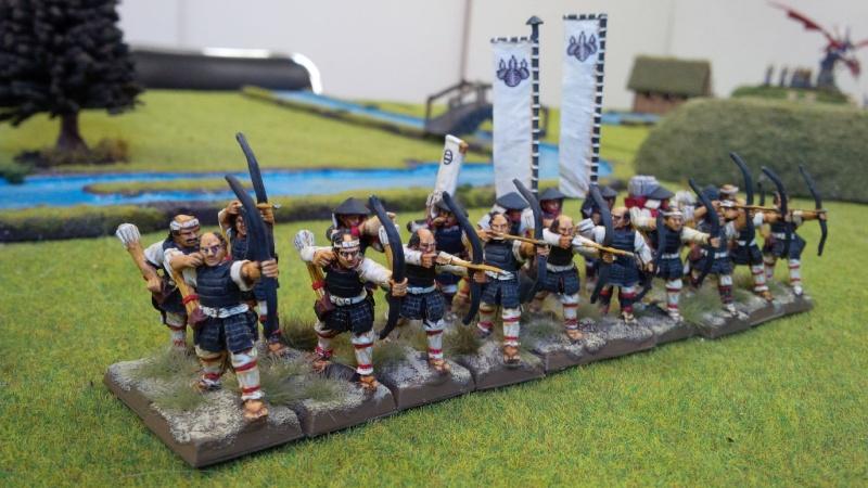 armée du clan MOGAMI Archer17