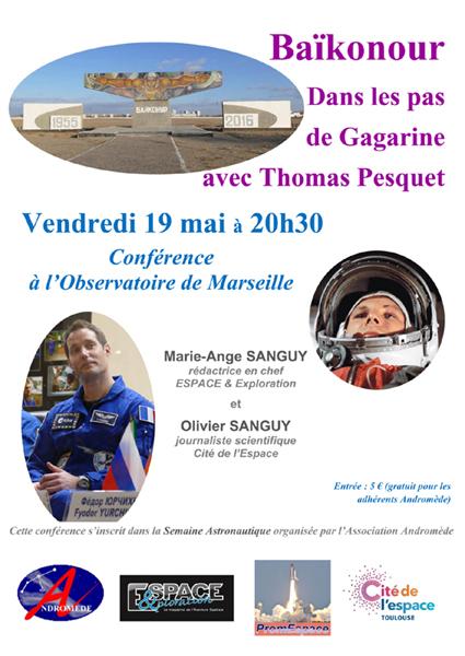 Marseille - Semaine de l'Astronautique Affich12
