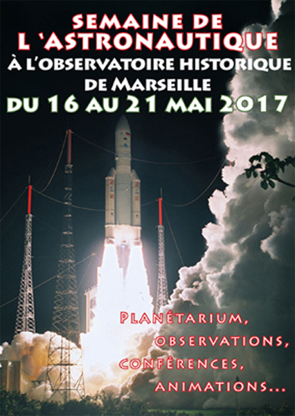 Marseille - Semaine de l'Astronautique Sem-as15