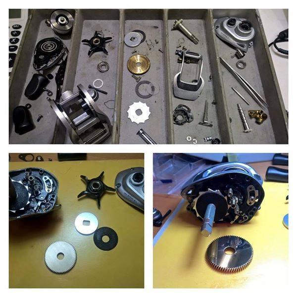 [manutenzione mulinelli] bobina fissa-rotante anche mag sealed 16142610