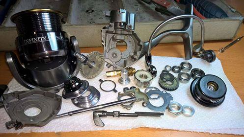 [manutenzione mulinelli] bobina fissa-rotante anche mag sealed 16708610