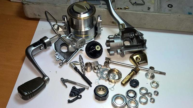 [manutenzione mulinelli] bobina fissa-rotante anche mag sealed 16999010