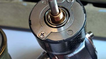 [manutenzione mulinelli] bobina fissa-rotante anche mag sealed 17201110