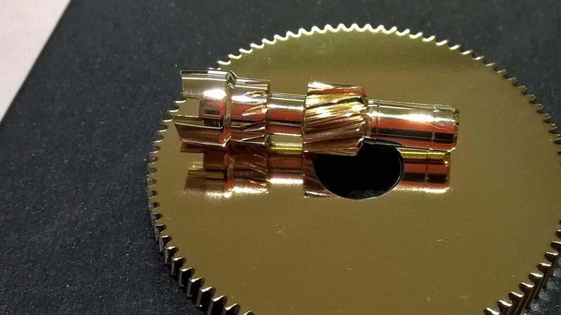 [manutenzione mulinelli] bobina fissa-rotante anche mag sealed 18554710