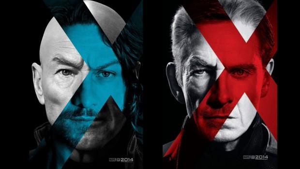 X-Men days of future past Affich10