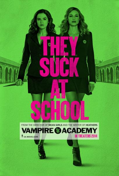 Vampire Academy: Blood sisters Vampir10