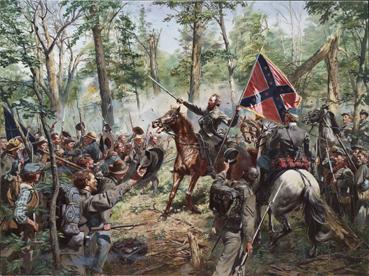 Cedar Mountain, où comment le Général WINDER est entré dans l'Histoire! Jackso10
