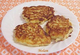 Latkes (petites galettes de pomme de terre) Latkes10