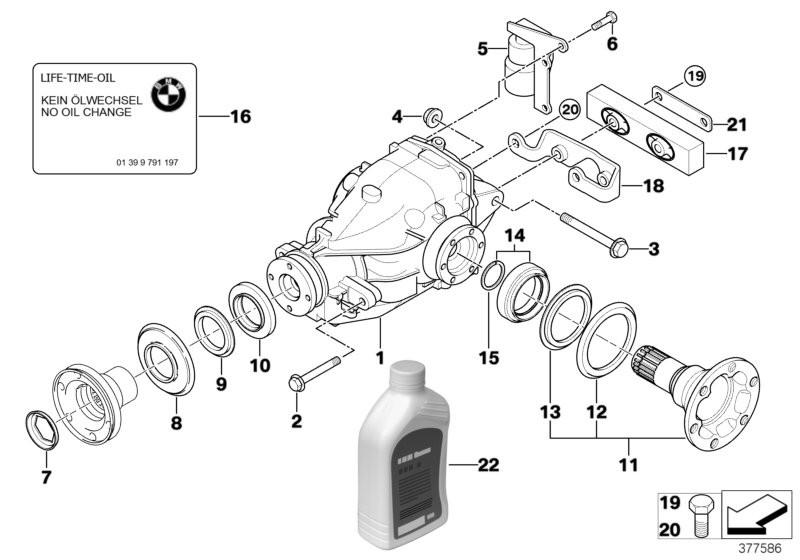 [ BMW E46 320d M47 an 1999 ] bruit venant de l'arrière, accoups à l'accélération - Page 3 B0068810