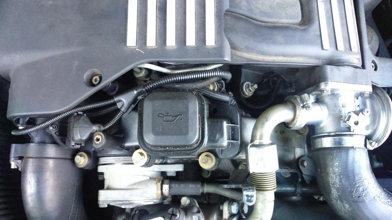 [ BMW E46 320d M47 an 1999 ] bruit venant de l'arrière, accoups à l'accélération Dsc_0710