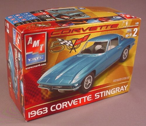 1966 Corvette Stingray! MPC  14690110