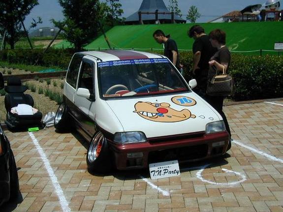 La liste des folies de la route, au Japon 83927510