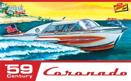 Century Coronado 1959 speedboat Corona12