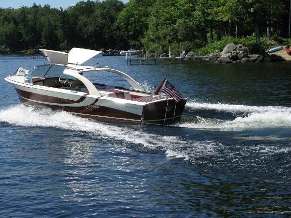 Century Coronado 1959 speedboat Corona15