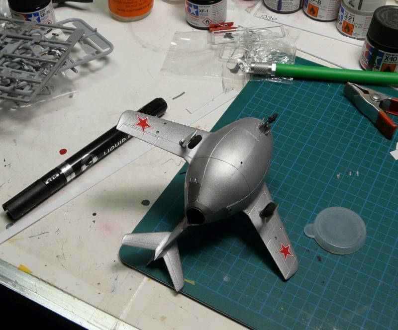 EGG MiG-15  Egg-mi16