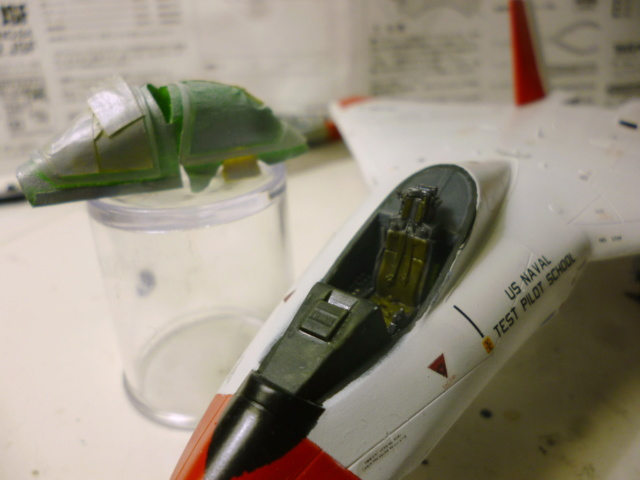 What-if XF-32 F32-fi10