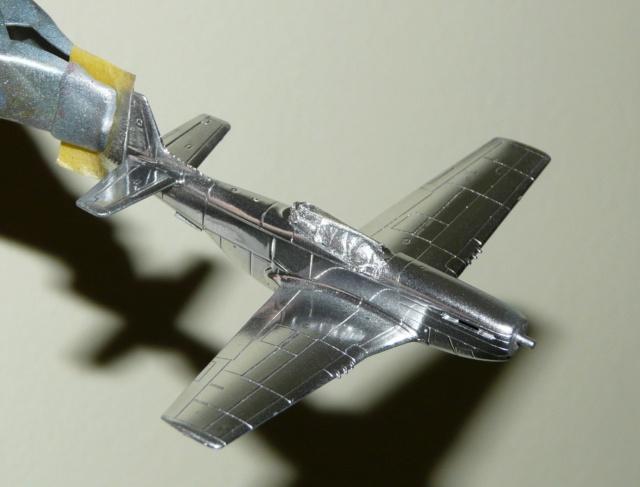 Platz 1/144 Mustang P-51D P1020411