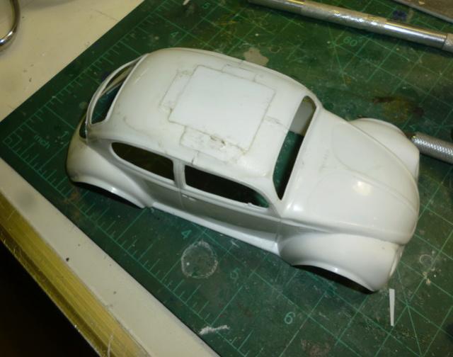 VW Beetle custom chop top P1030311