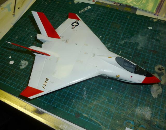 TF-32 de l'école des pilotes de test de la US Navy P1050711