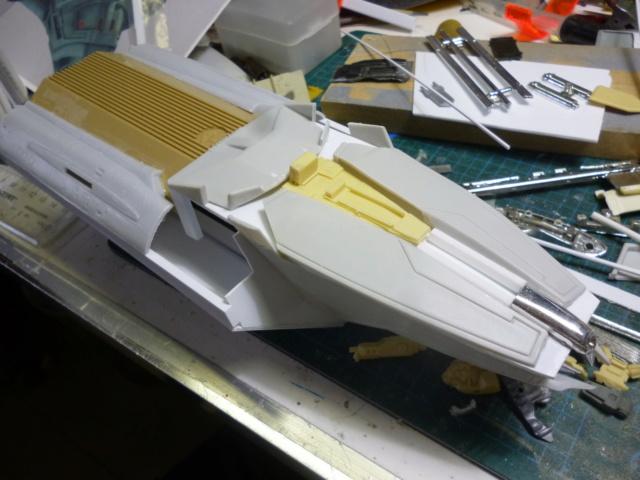 "Star Trek D-7 converti en ""Tug"" P1050912"
