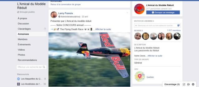 "Facebook Challenge ""Avion de course"" Racer_10"