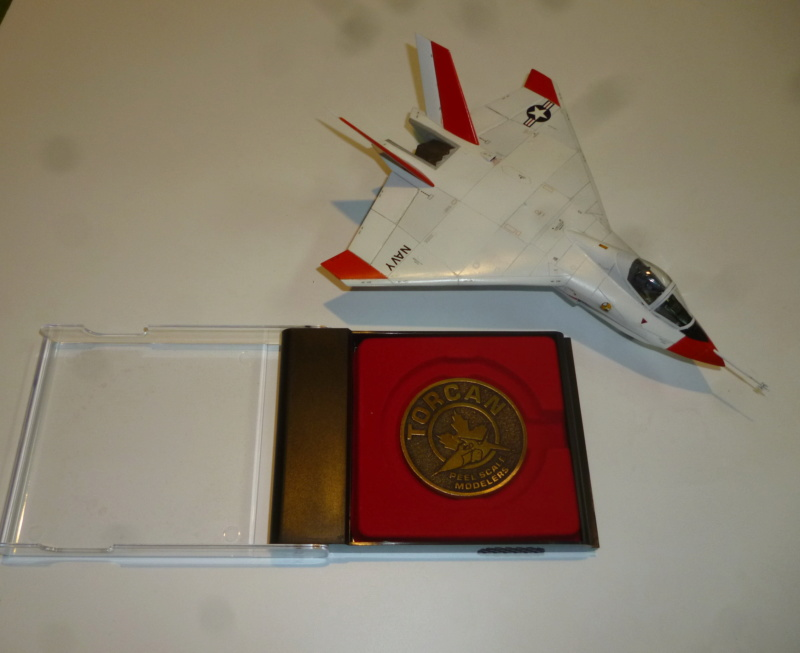TF-32 de l'école des pilotes de test de la US Navy Torcan13