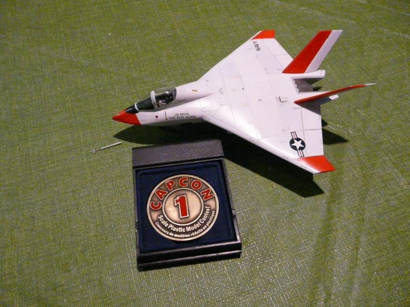 TF-32 de l'école des pilotes de test de la US Navy Zz-cap10
