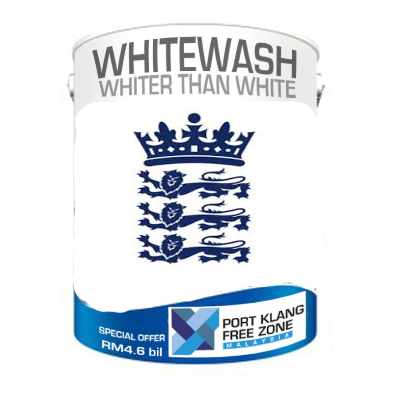 5th Ashes Test Whitew10