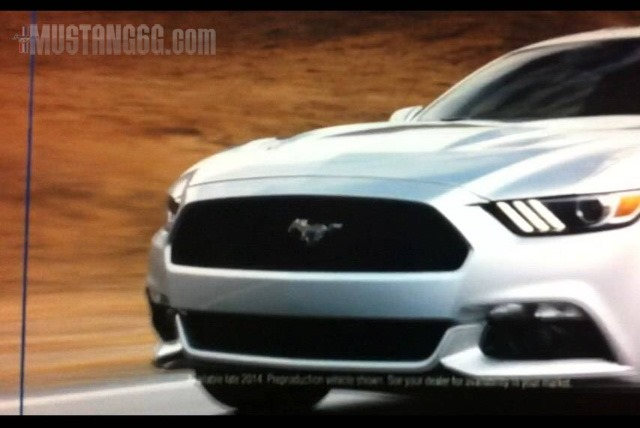 2014 - [Ford] Mustang VII - Page 6 2015-f10