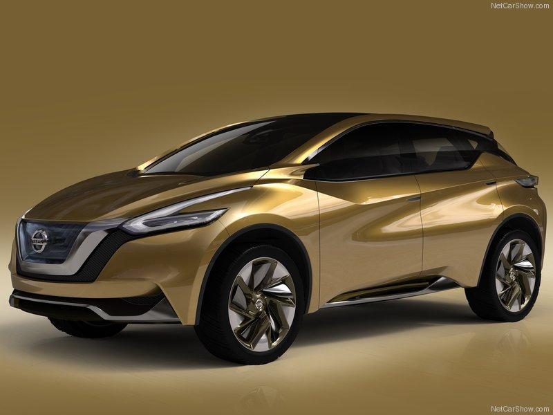2014 - [Nissan] Murano III Nissan11