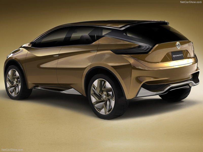 2014 - [Nissan] Murano III Nissan12