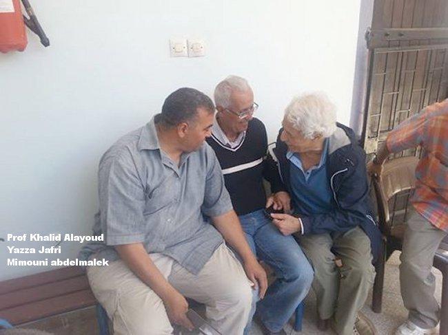 Yazza Jafri rencontre mimouni au complexe Ouled mimoune Khalid12