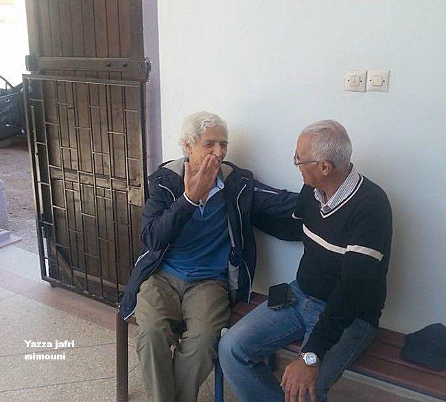 Yazza Jafri rencontre mimouni au complexe Ouled mimoune Khalid13