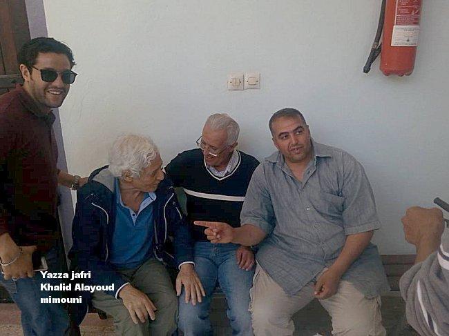 Yazza Jafri rencontre mimouni au complexe Ouled mimoune Khalid14