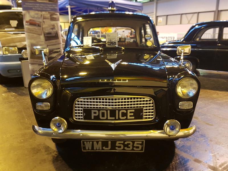 Practical Classics Classic Car & Restoration Show 31.03.17  20170310