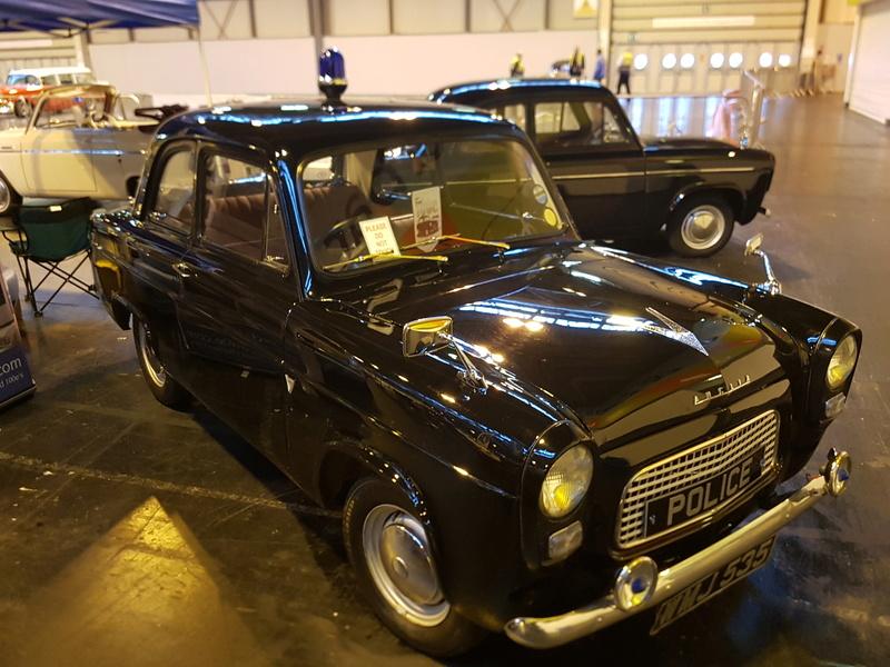 Practical Classics Classic Car & Restoration Show 31.03.17  20170312