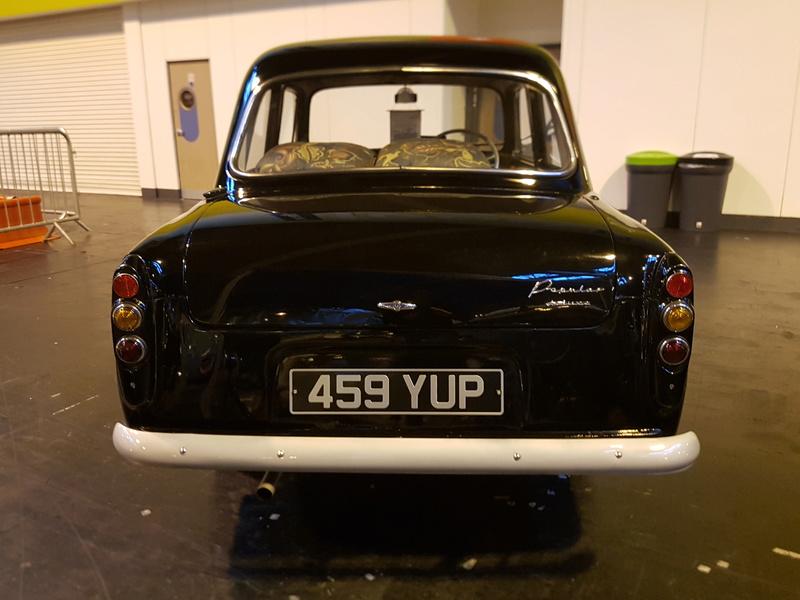 Practical Classics Classic Car & Restoration Show 31.03.17  20170318