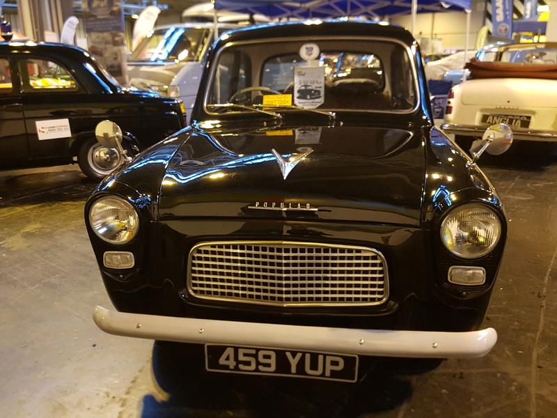 Practical Classics Classic Car & Restoration Show 31.03.17  20170319