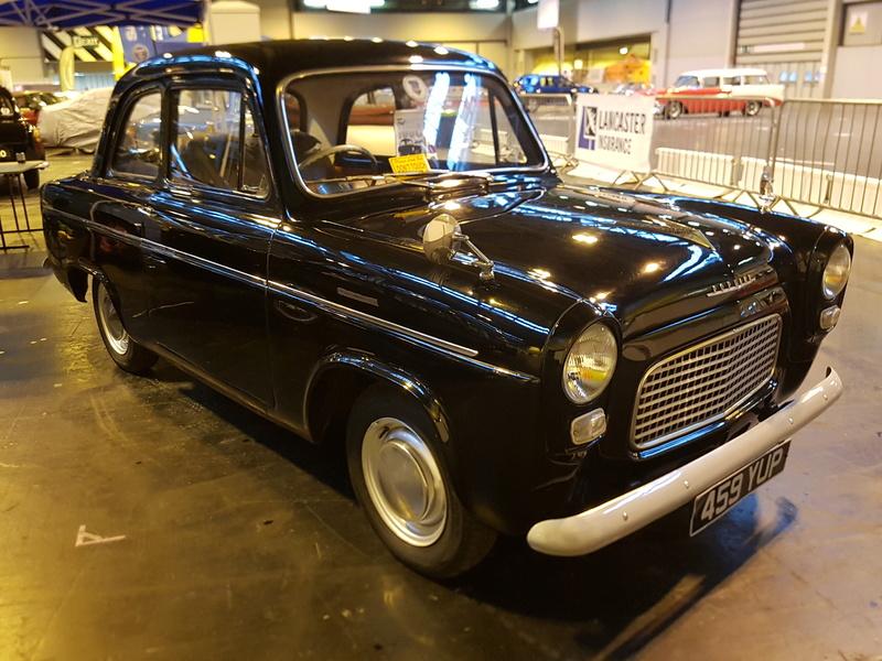 Practical Classics Classic Car & Restoration Show 31.03.17  20170320