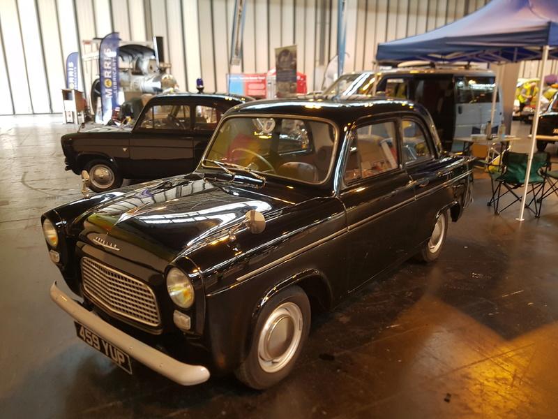 Practical Classics Classic Car & Restoration Show 31.03.17  20170322