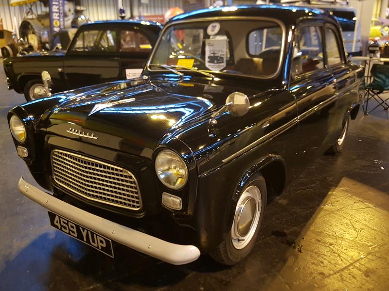 Practical Classics Classic Car & Restoration Show 31.03.17  20170323