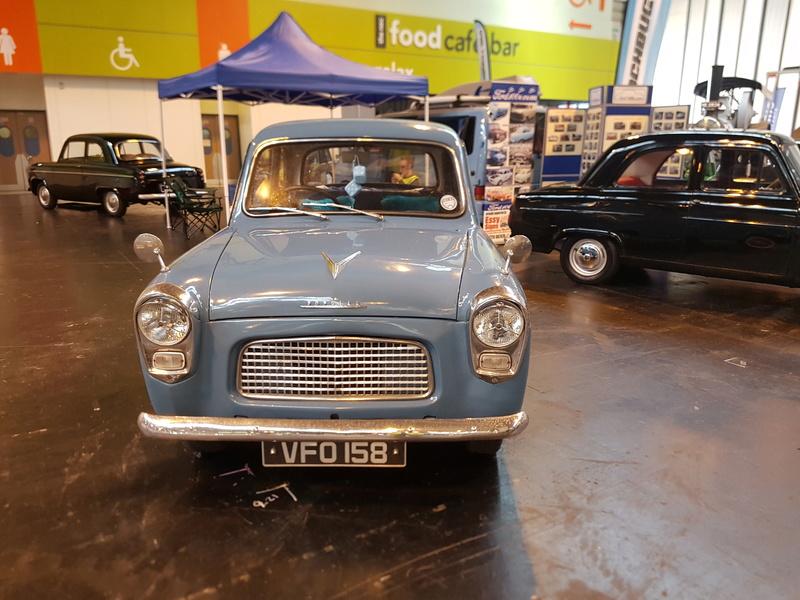 Practical Classics Classic Car & Restoration Show 31.03.17  20170328