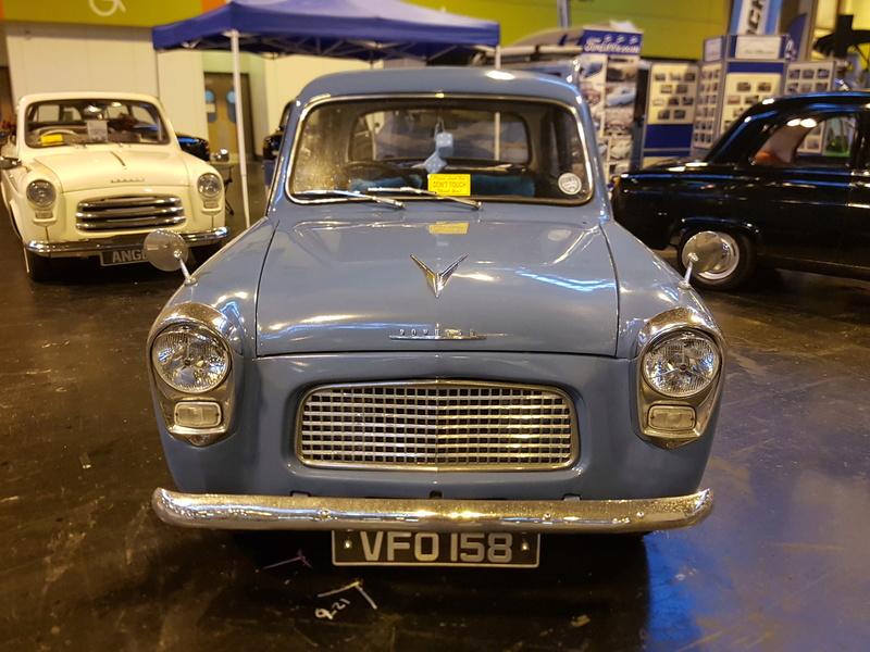 Practical Classics Classic Car & Restoration Show 31.03.17  20170329