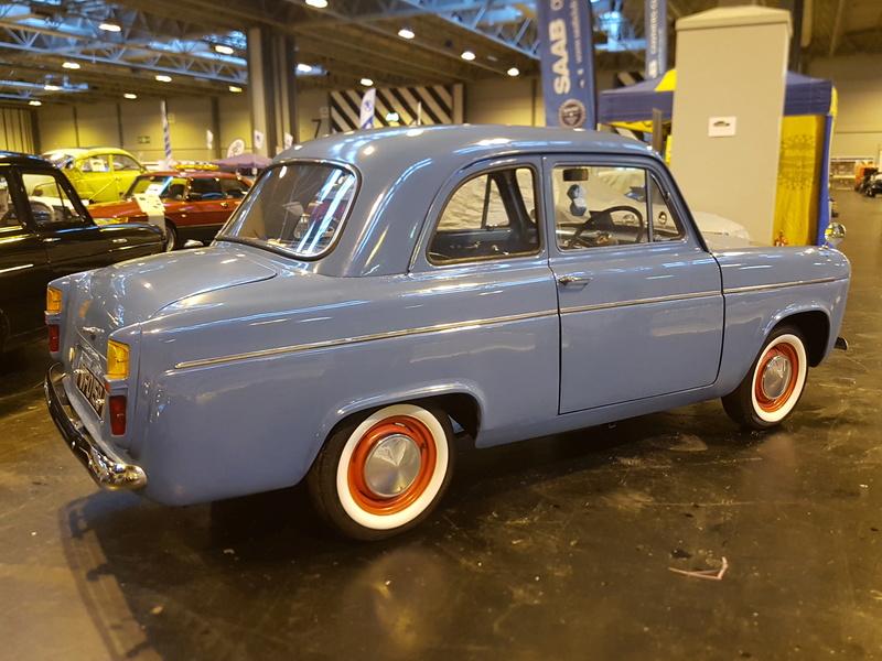 Practical Classics Classic Car & Restoration Show 31.03.17  20170330
